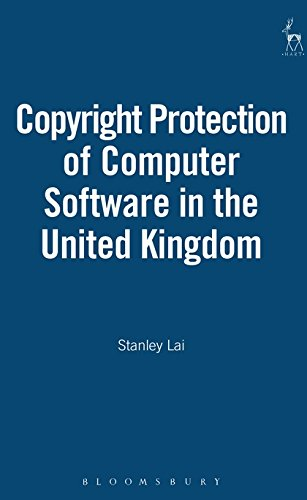 The Copyright Protection of Computer Software in t