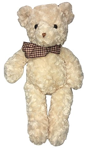 [Unipak Plush Animal Bear Cream] (Fawn Costume Headband)
