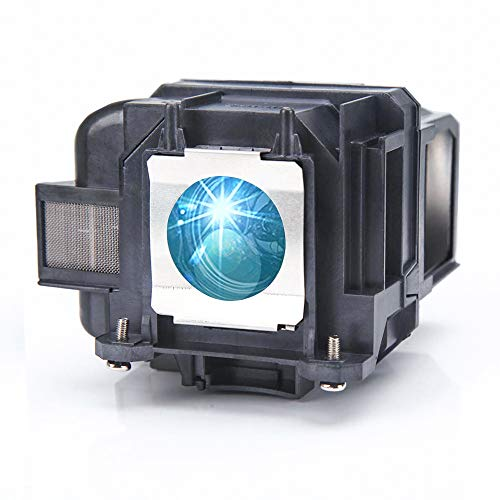 ELPLP87 / V13H010L87 Replacement Lamp Bulb with Housing for EPSON BrightLink 536Wi PowerLite 520 PowerLite 525W PowerLite 530 PowerLite 535W Projectors