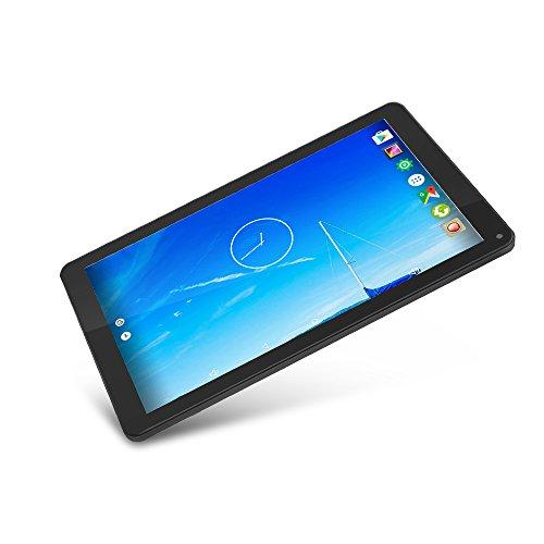 Yuntab D102 10.1 inch Android 6.0 Tablet PC Allwinner A33 Quad Core 1GB/8GB 1024 x 600 TFT LCD 5500 mAh Dual Camera WIFI (Black) by Yuntab (Image #9)