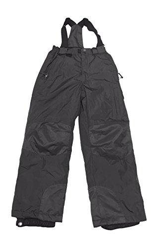 Weatherproof 32 Degrees Boy's Zip-Off Suspender Charcoal M 1
