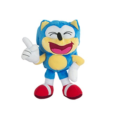 TOMY Sonic Collector Series Small Classic Plush 8