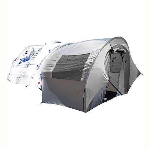 Used, PahaQue Wilderness Tab Trailer Side Tent, Silver for sale  Delivered anywhere in USA