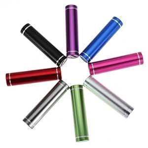 2200mAh Universal Portable Rechargeable Power Bank For Cellphones --- Color:Purple