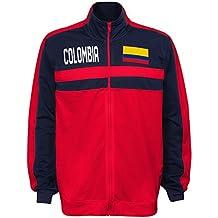 International Soccer Mens Track Jacket