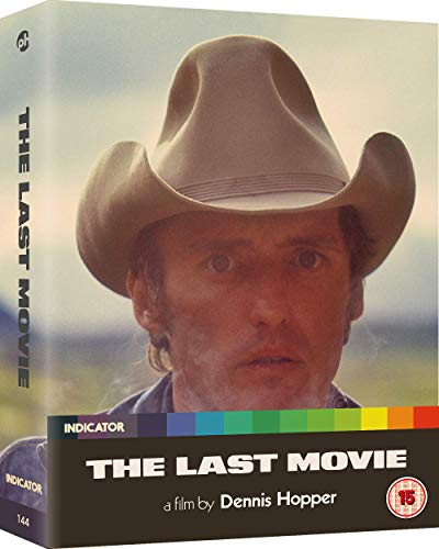 - The Last Movie - Limited Edition [Blu-ray]