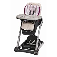 Graco Blossom 6-in-1 Convertible High Chair Seating System, Nyssa