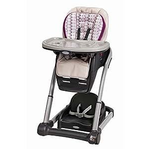 Graco blossom nyssa sistema de silla alta convertible 4 for Silla mecedora graco 6 velocidades