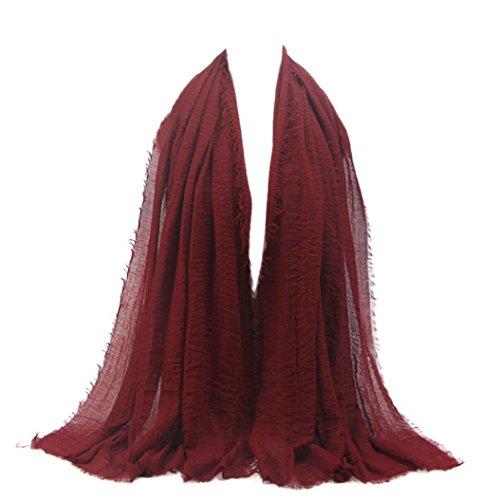 Women Muslim Thick Chiffon Long Dress - 3