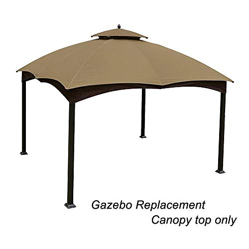 Eurmax Replacement Canopy Top for Lowe's Allen Roth 10X12 Gazebo #GF-12S004B-1