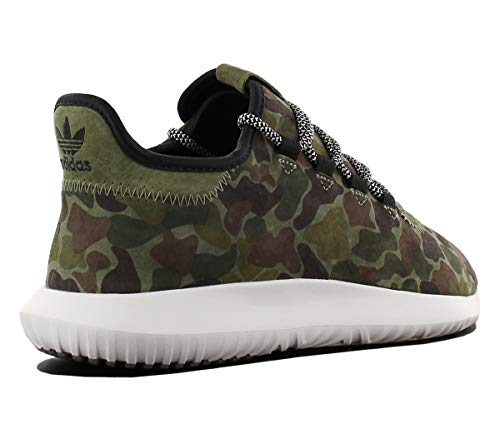 Shadow Black White adidas Tubular Green Cargo Olive 60nWP1z