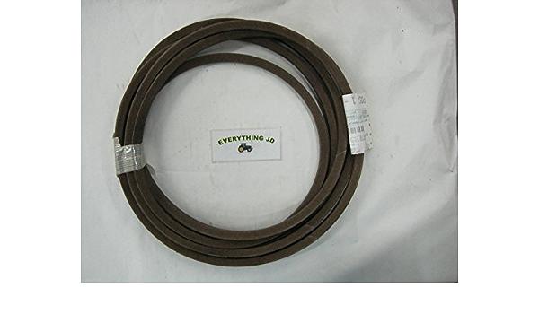 John Deere Original Equipment V-Belt #TCU26295