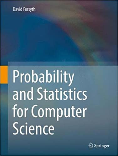 Probability and Statistics for Computer Science: David
