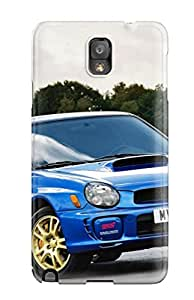 Premium Idpqpff9222fGCsf Case With Scratch-resistant/ Subaru Impreza 25 Case Cover For Galaxy Note 3