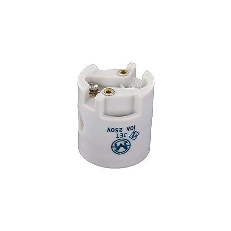Ushio 1001264 MED PREFOCUS Porcelain SKT Medium Prefocus Porcelain Socket