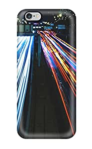 ZippyDoritEduard Fashion Protective Highway Lights Case Cover For Iphone 6 Plus