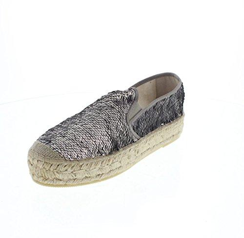 Vidorreta gris 5 TOPO Mujer Moda 6 grigio Sandalias wqCw4Og