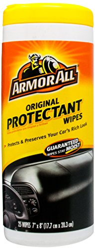 ArmorAll 19009 Original Protectant Wipes (25Ct)