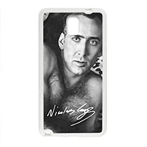 nicolas cage Phone Case for Samsung Galaxy Note3 Case by runtopwell