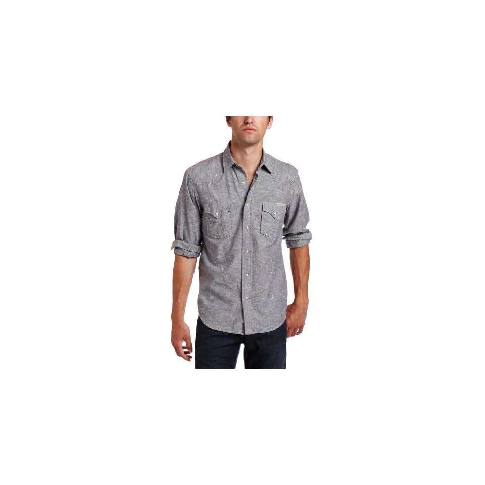Ezekiel Young Mens Nirvana Long Sleeve Shirt