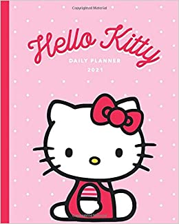 Hello Kitty - Organizer 2021