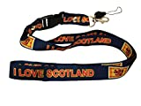 Lanyard Neck Strap Necklace Key Chain Card Badge Holder – Europe (Country: Scotland)