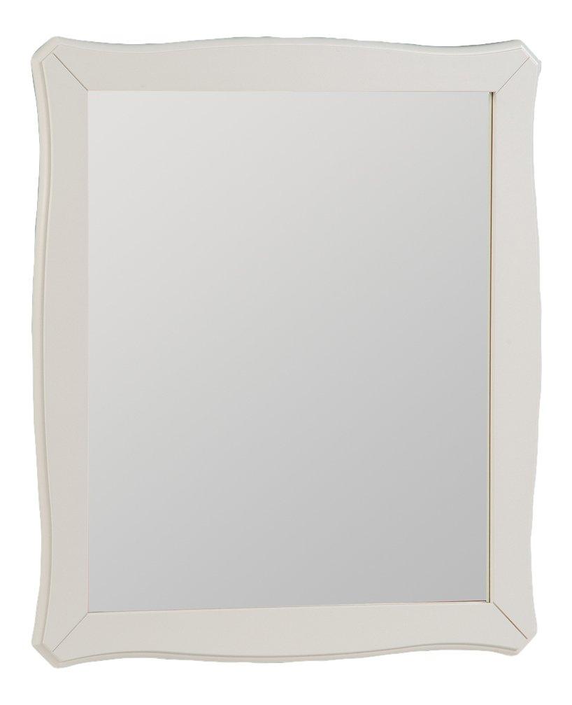 Castagnetti 1928 classique Miroir - Bois - Blanc Rall 9010