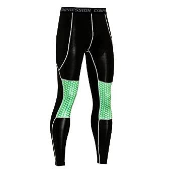 SUYUN Pantalones Deportivos de Secado rápido de Estiramiento 3D ...