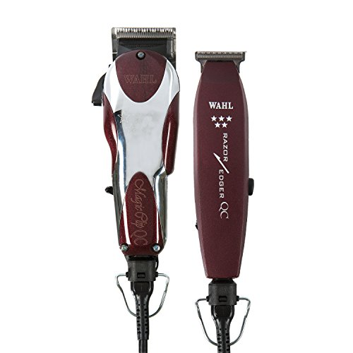 Wahl Professional 5-Star Unicord Combo #8242 – Reduce Your Cord Clutter! – Features the Magic Clip and Razor Edger – Great for Fading, Blending, and Edging by Wahl Professional (Image #4)