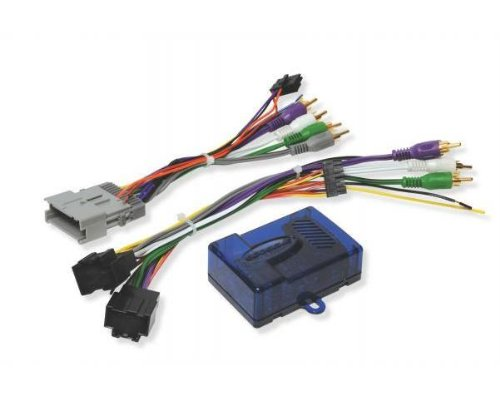 41XQbmZdRiL amazon com scosche gm13sr 2004 and up select gm 11 bit stereo gm 3000 wiring harness at bayanpartner.co