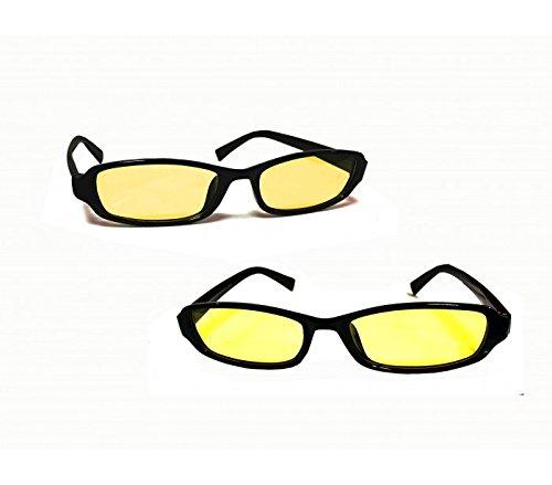 Gafas unisex de visi/ón nocturna NIGHT VISION Seguridad y protecci/ón en la carretera mws2057