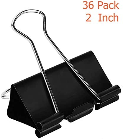Extra Binder Clamps Office Supplies product image