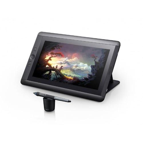 Wacom Cintiq 13HD Tableta gráfica Alámbrico USB Negro