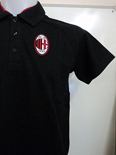 AC Milan 2012/13schwarz Training Polo Shirt