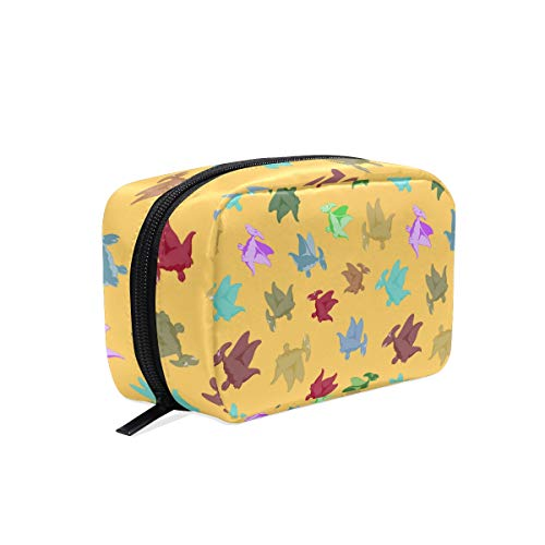 Many Iflatable Dinosaur Costume Cosmetic Bag Toiletry Storage