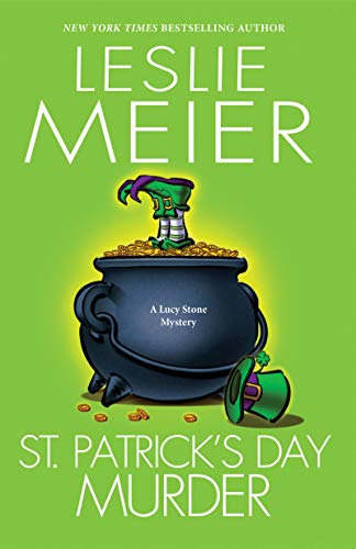 St. Patrick's Day Murder (A Lucy Stone Mystery Series Book - Day Patricks Humor St