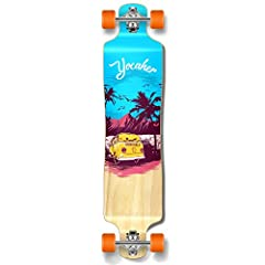 Our newest graphics celebrate the roots of longboarding, which date back to the early days of surfing. The first skateboards were built by surfers who wanted to be able to ride even when the surf was flat. Those first designs only vaguely res...