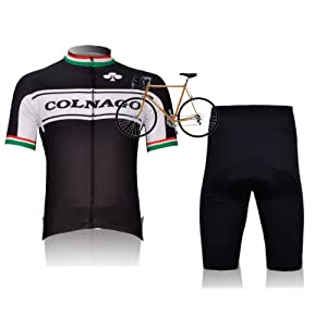 New COLNAGO Racing Team v¬_lo maillot manches courtes set version Discontinued Tissu
