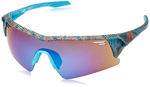 Spy Optics Screw Over Infinite Unisex Sunglasses Blue - Happy Bronze w/ Dark - Screw Sunglasses Spy