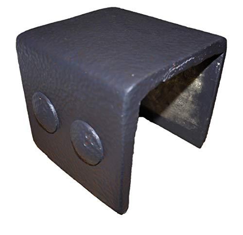 NextStone Faux Rigid Metal Strap for Faux Wood Beams - Round Nail