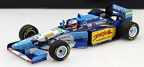 benetton-b195-michael-schumacher-1995-minichamps-1-18th-diecast-model