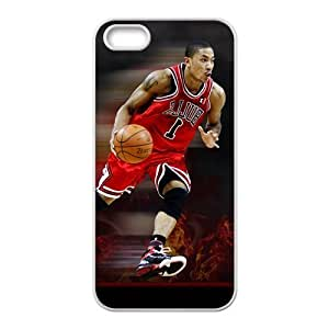 Happy Ross NBA White Phone Case For Iphone 6 Plus 5.5 Inch Cover