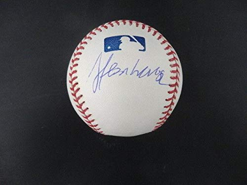 Hank Aaron Signed Baseball Autograph Auto AE85324 - PSA/DNA Certified - Autographed Baseballs ()