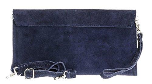 bleu femme pour London Craze Pochette marine S p1wx4X