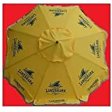Exceptional LANDSHARK LAGER BEER PATIO UMBRELLA MARKET STYLE NEW