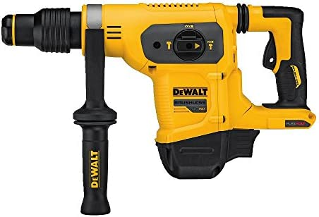 DEWALT FLEXVOLT 60V MAX Rotary Hammer Drill Combination, SDS MAX, 1-9 16-Inch, Tool Only DCH481B