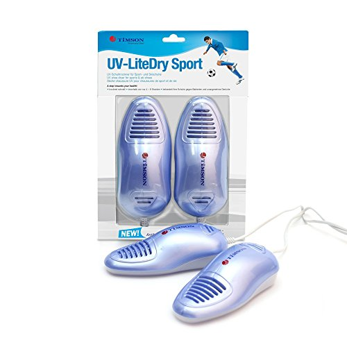 Schuhtrockner elektrisch - Timson UV-LiteDry Sport