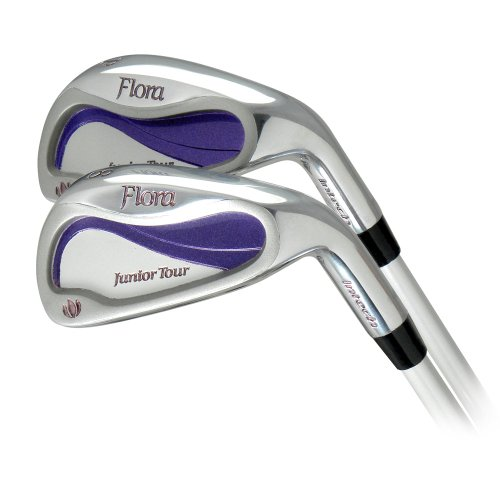 Intech Flora Junior Girls Golf Club Set (Right-Handed, Age 8-12) by Intech (Image #4)