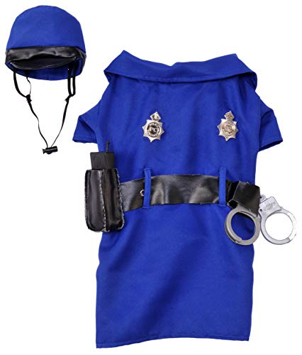 Rubie's Police Dog Pet Costume, Small - http://coolthings.us