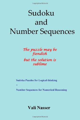 Sudoku and Number Sequences